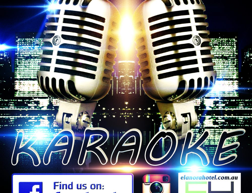 Elanora Hotel Karaoke Every Thursday Night