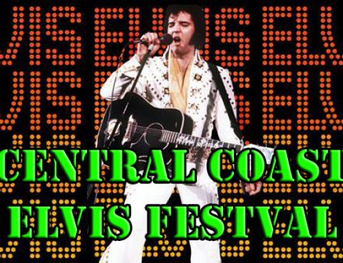 Central Coast Karaoke does the 5th Annual Central Coast Elvis Festival
