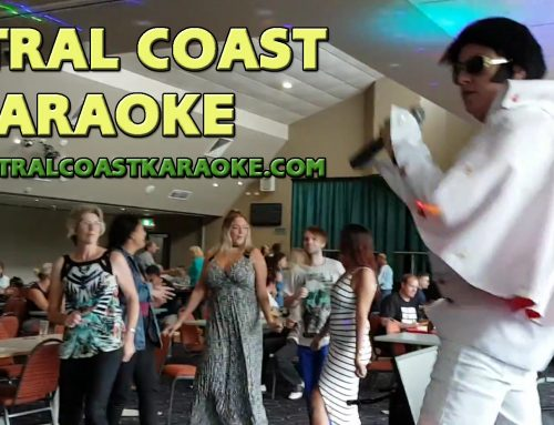 Central Coast Karaoke Packed Auditorium for Elvis Festival