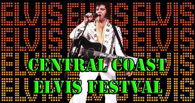 Central Coast Karaoke does the 5th Annual Central Coast Elvis Festival