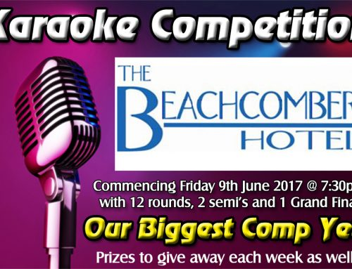 Central Coast Karaoke Competition starts June 9