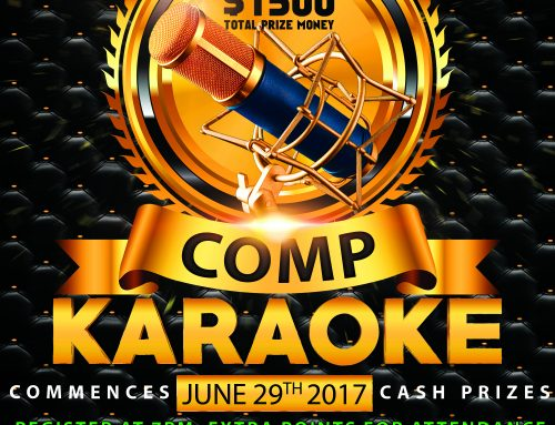 $1500 Karaoke Competition at Elanora Hotel at East Gosford