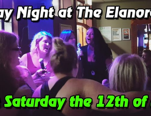 Karaoke Saturday Night at the Elanora Hotel
