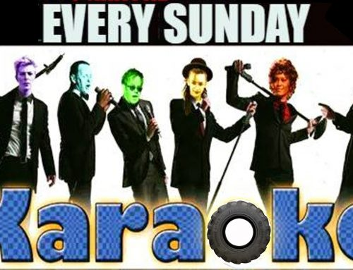 Sunday afternoon karaoke on the Central Coast