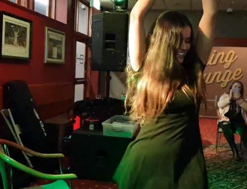 Check out our constantly updated playlist of karaoke videos from our gigs