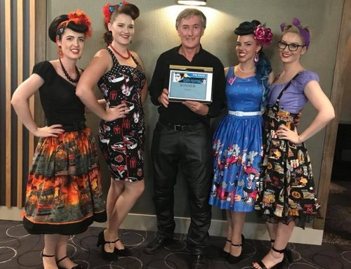 Congratulations to our Central Coast Elvis Festival Karaoke Winner