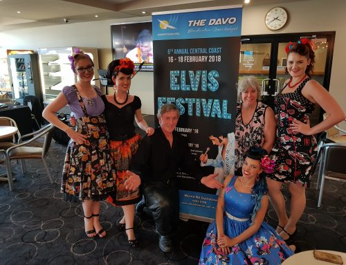 7th Annual Elvis Idol Karaoke Competition at Davistown RSL