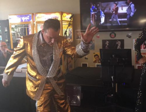 7th Annual Central Coast Elvis Festival was absolutely brilliant