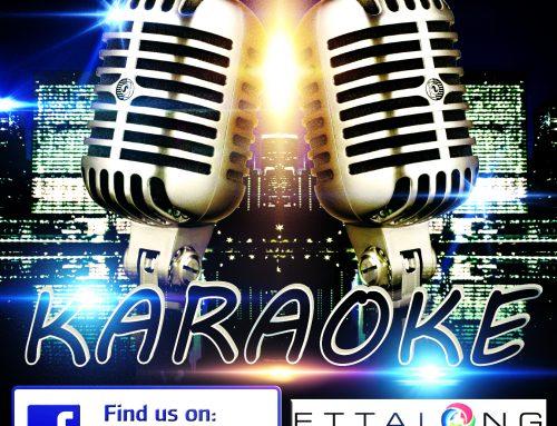 New monthly Saturday night karaoke gig at Ettalong Bowling Club
