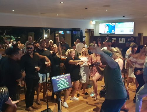 The hippest karaoke on the Coast