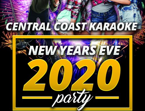 New Years Eve Karaoke on the Central Coast